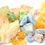 希望通りの種類の天然石を購入するために